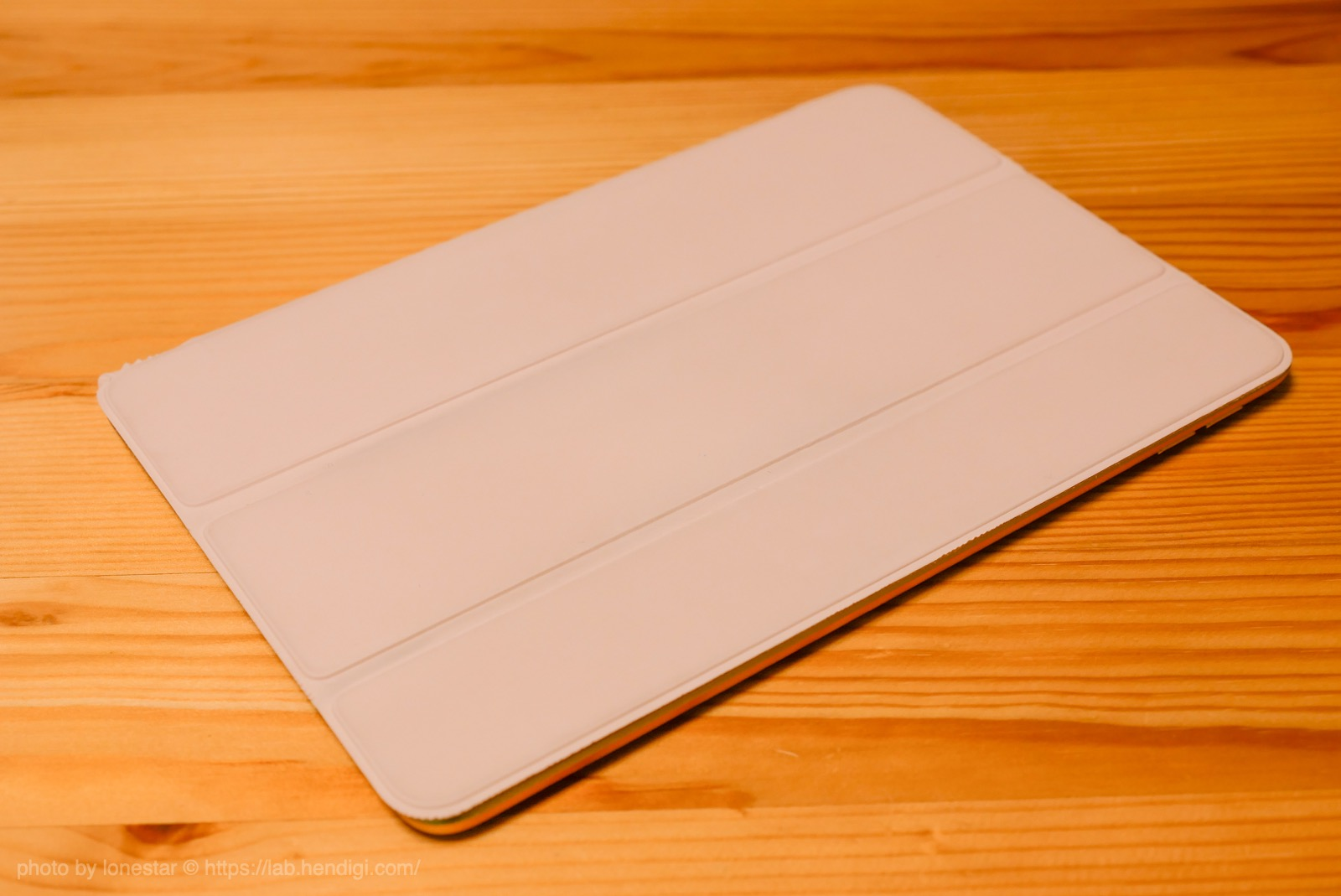 iPad mini スマートカバー 劣化