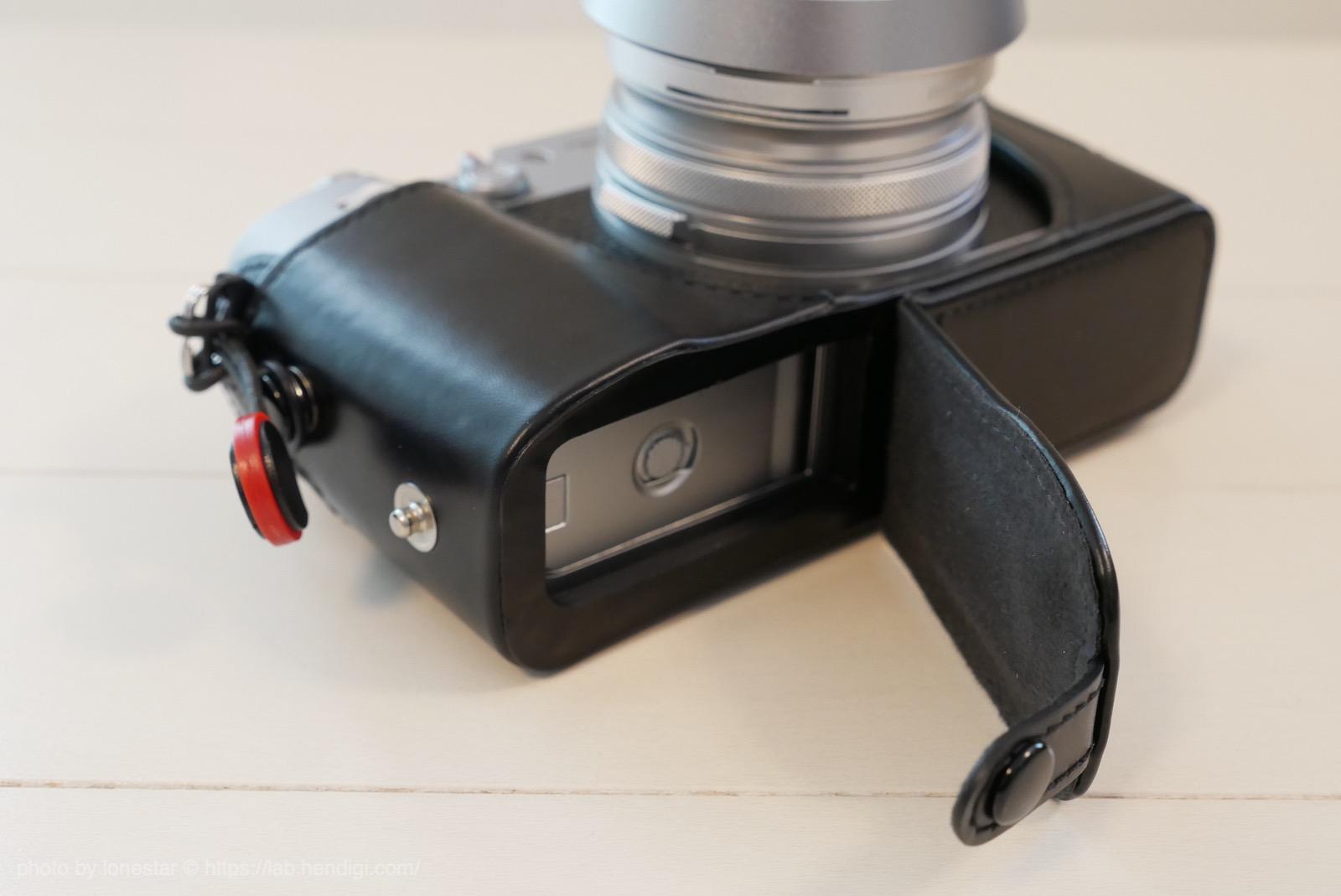 X100V レザーケース