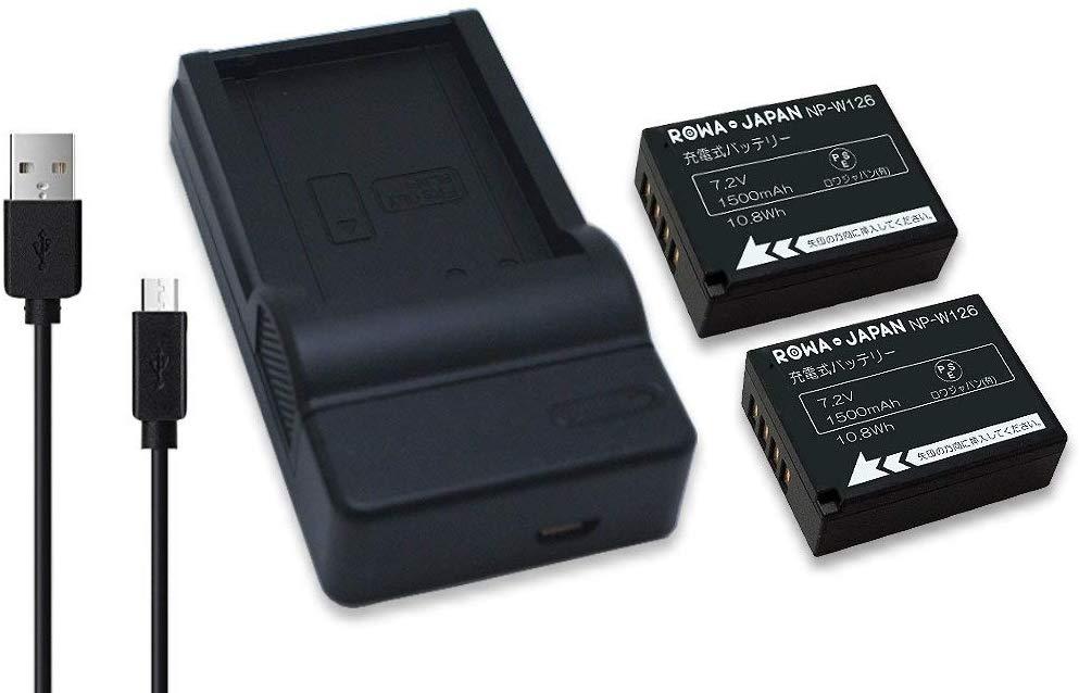 ロワジャパン ロワジャパン NP-W126S 互換バッテリー