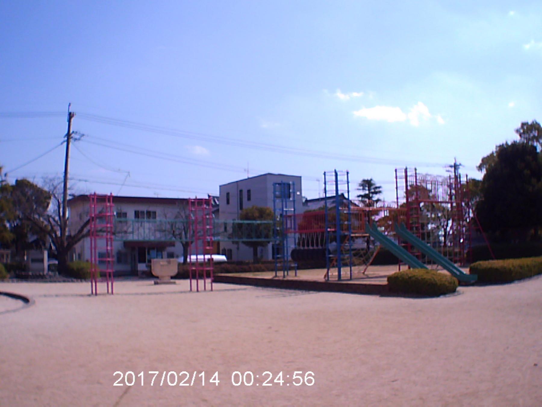 パンダ キッズカメラ 作例