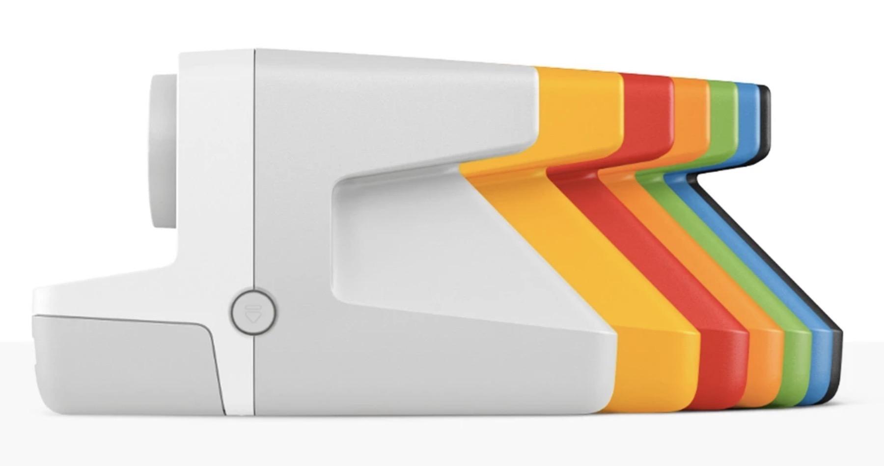 Polaroid Now カラーバリエーション