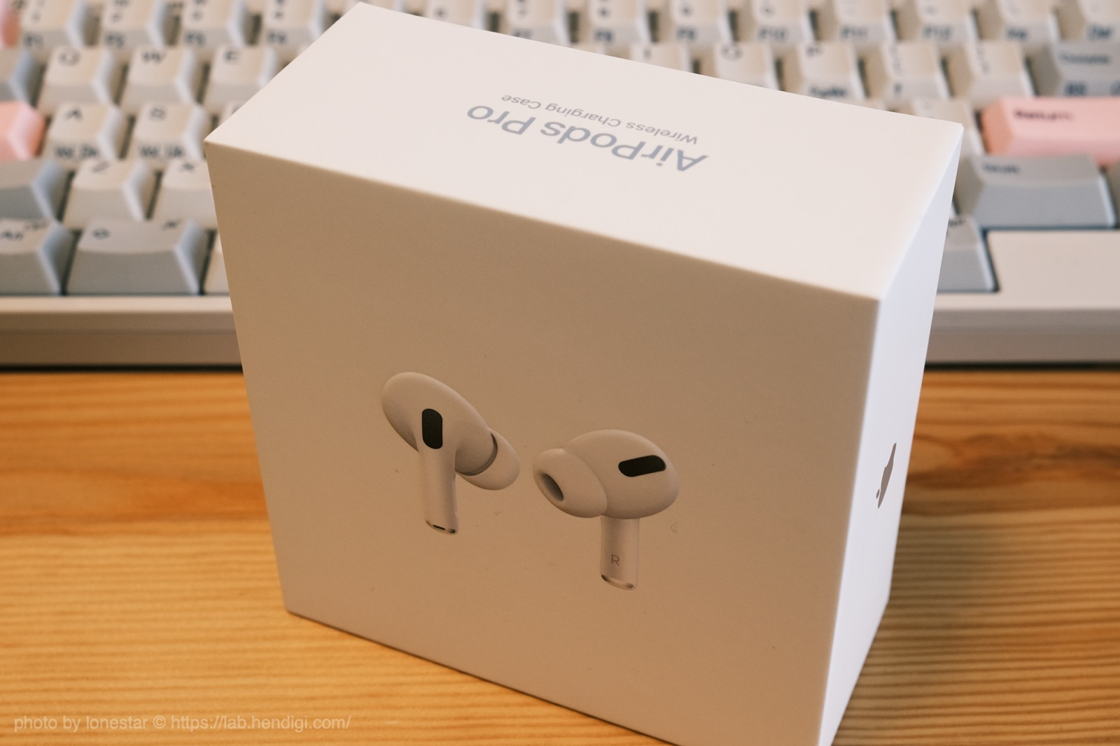 AirPods Pro レビュー