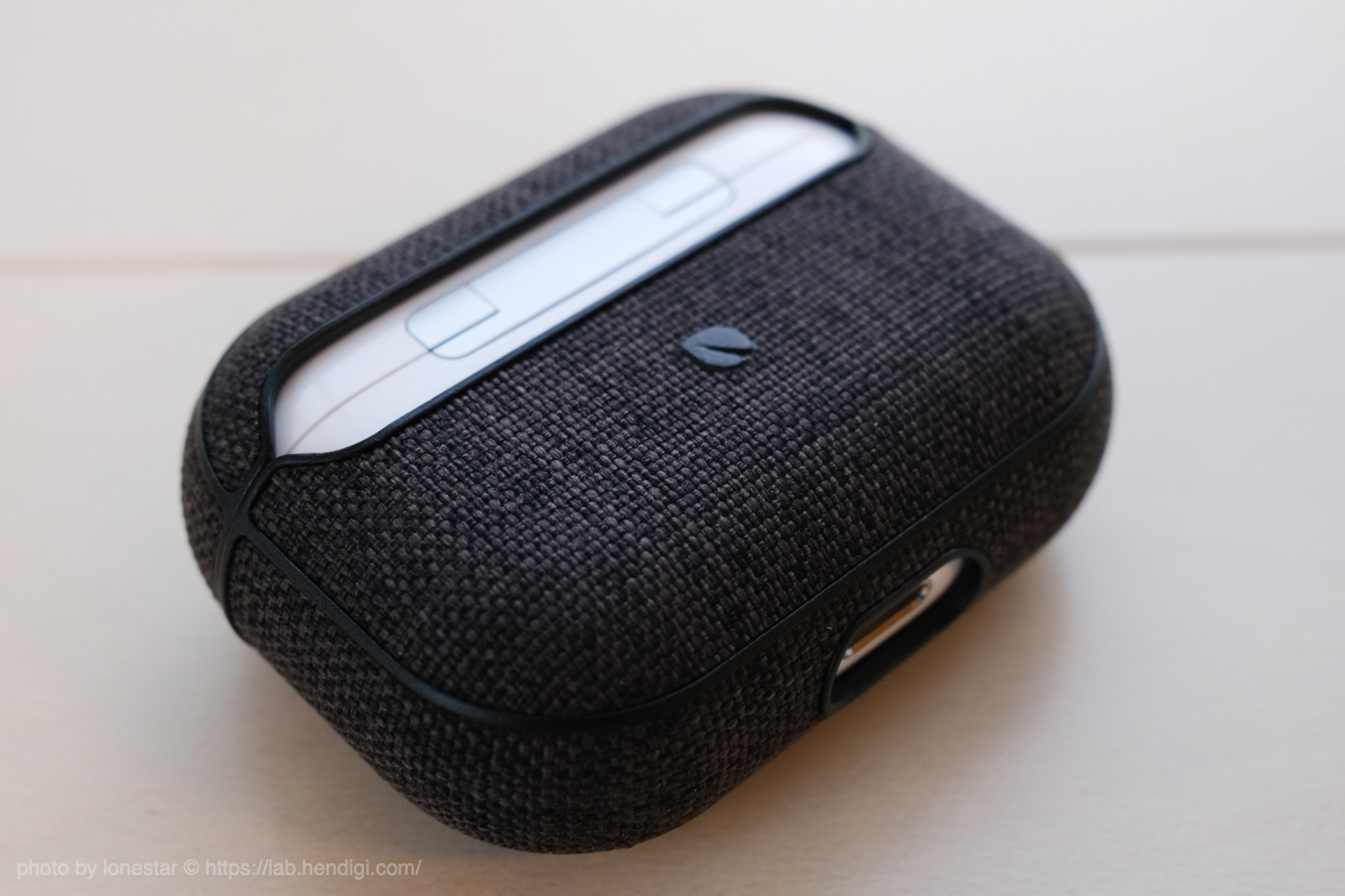 Incase AirPods Pro Case with Woolenex レビュー