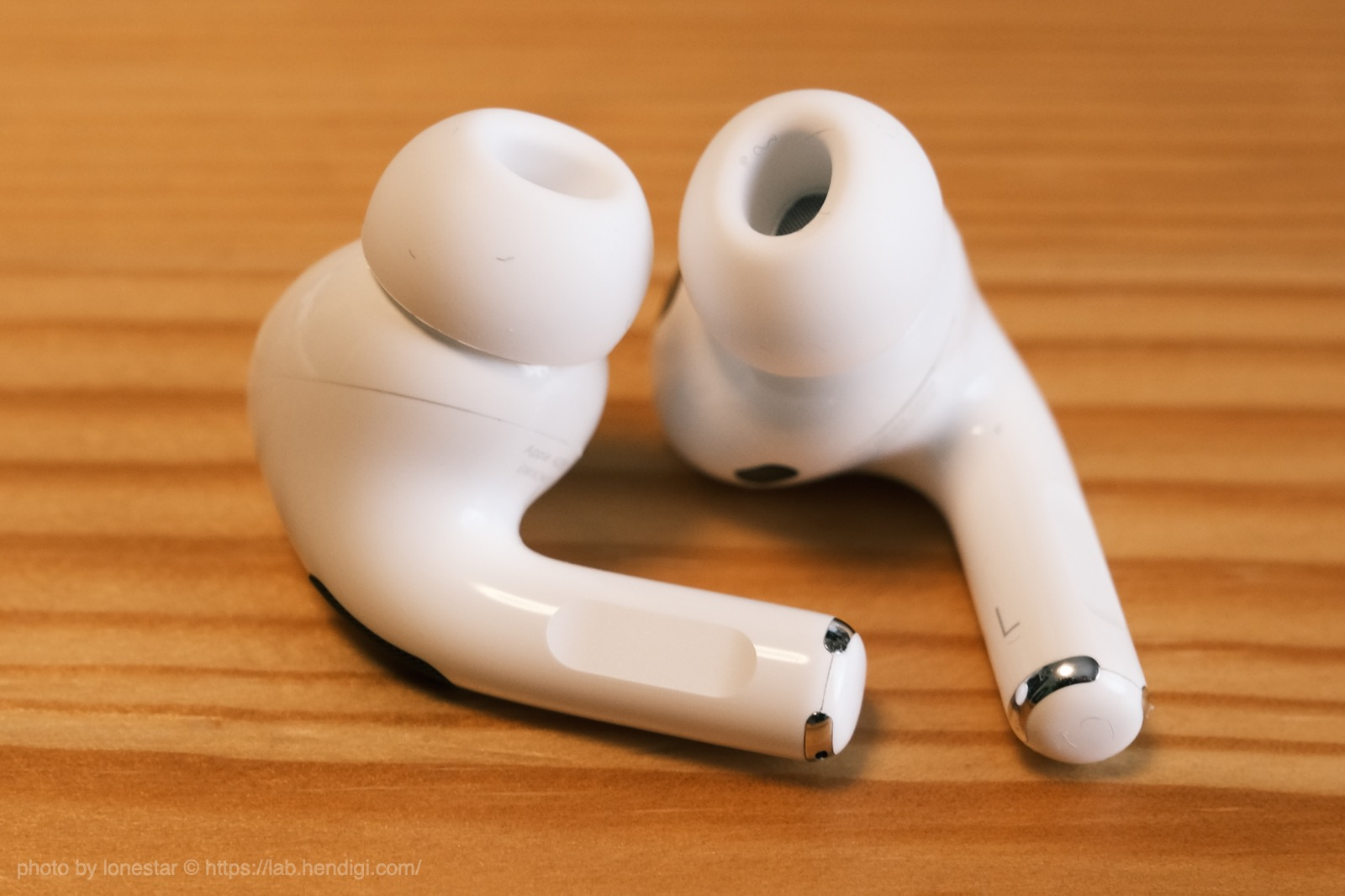 AirPods Pro 操作性
