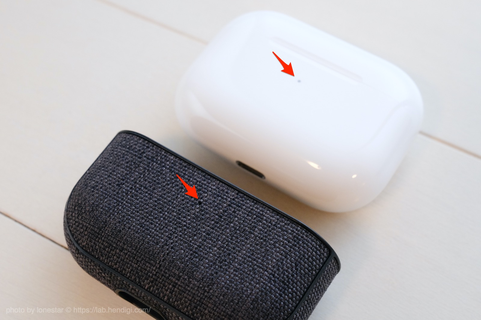 Incase AirPods Pro Case with Woolenex 使い方
