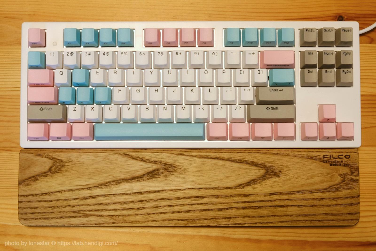 NIZ Waterproof 87 Keyboard