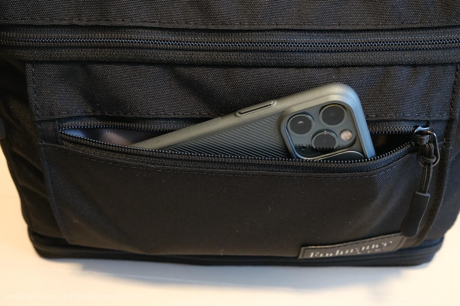 Endurance シューティングマルチカメラバッグ ポケット