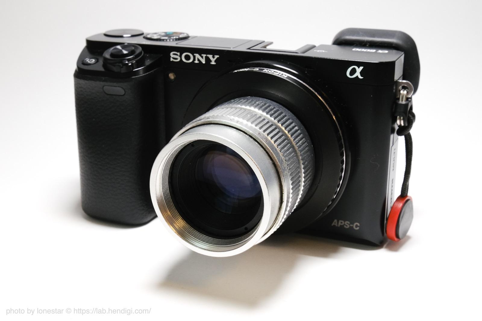 SONY α6000 FUJIAN 35mm F1.7
