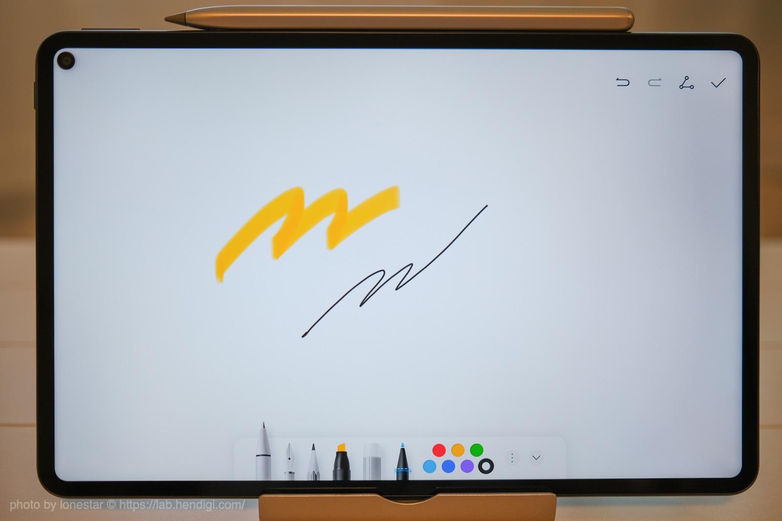 HUAWEI M-Pencil レビュー