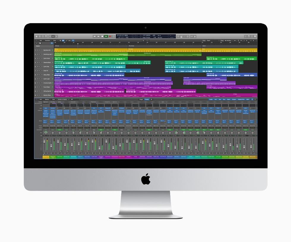 新型iMac GPU