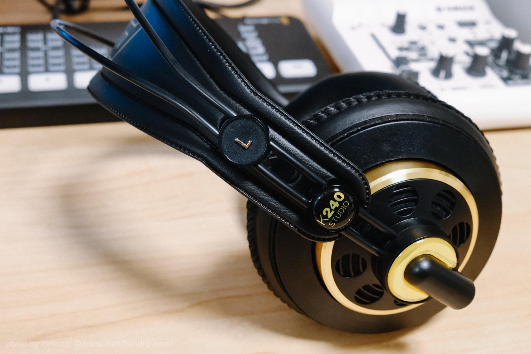K240 Studio レビュー