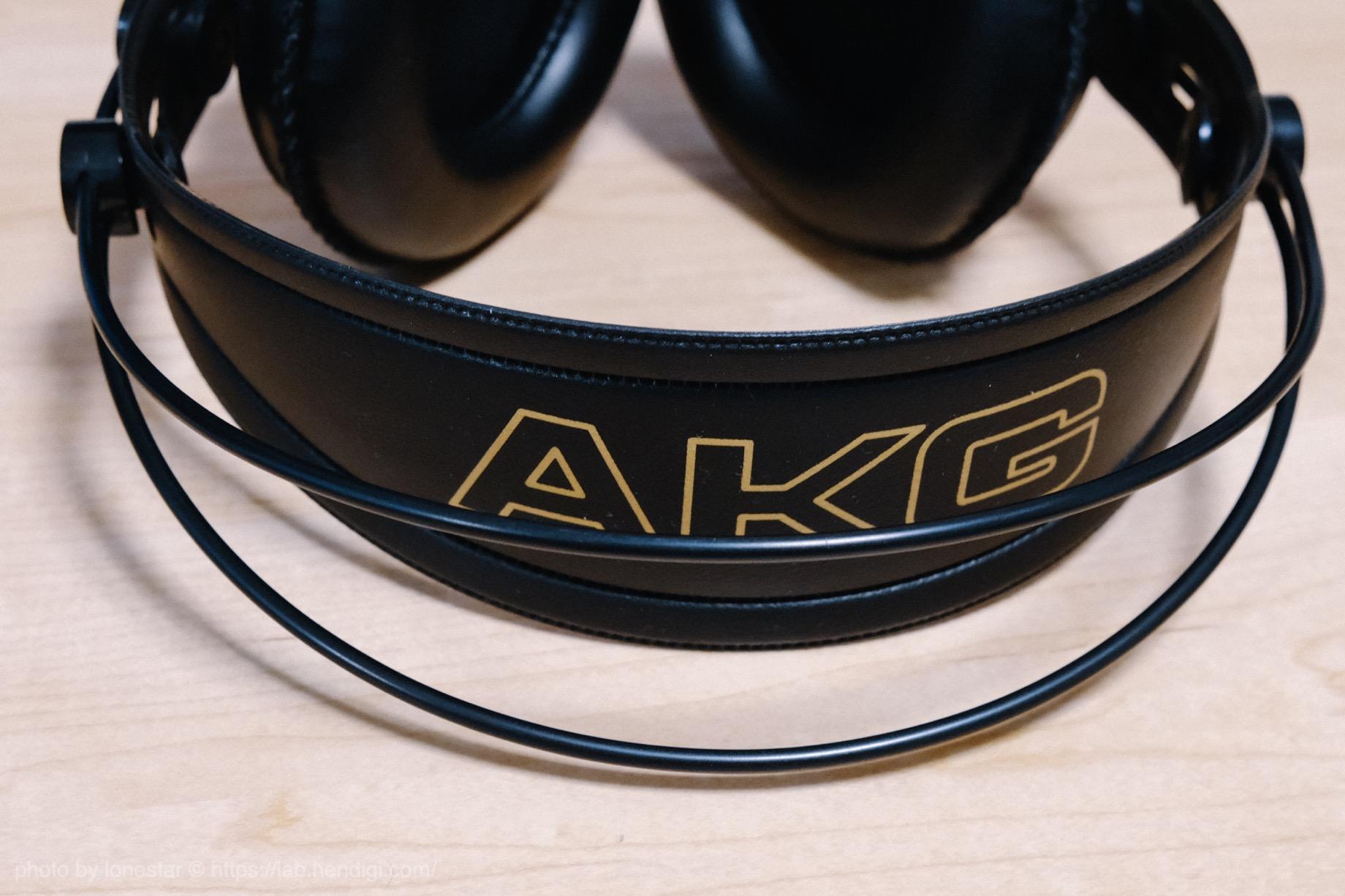 AKG K240 Studio かけ心地