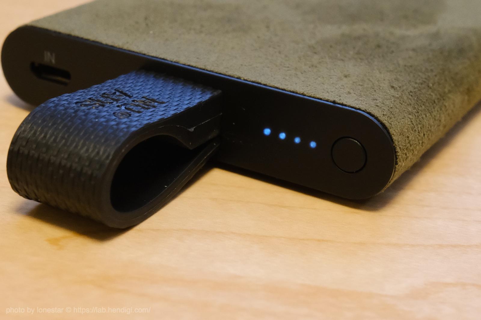 NuAns モバイルバッテリー レビュー