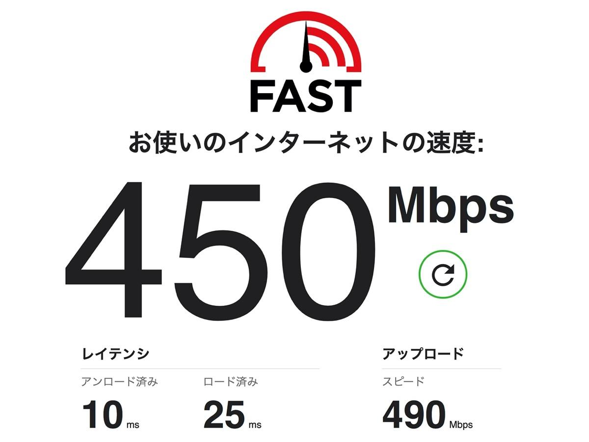 ASUS RT-AX3000 速度