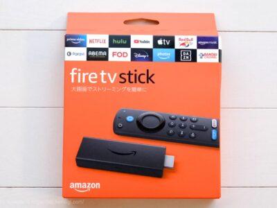 Fire TV Stick - Alexa対応音声認識リモコン(第3世代)