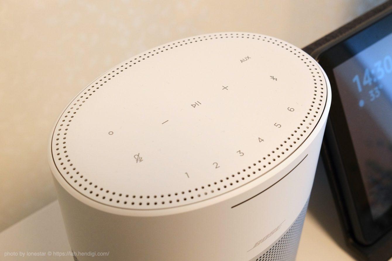 Bose Home Speaker 300 使い方