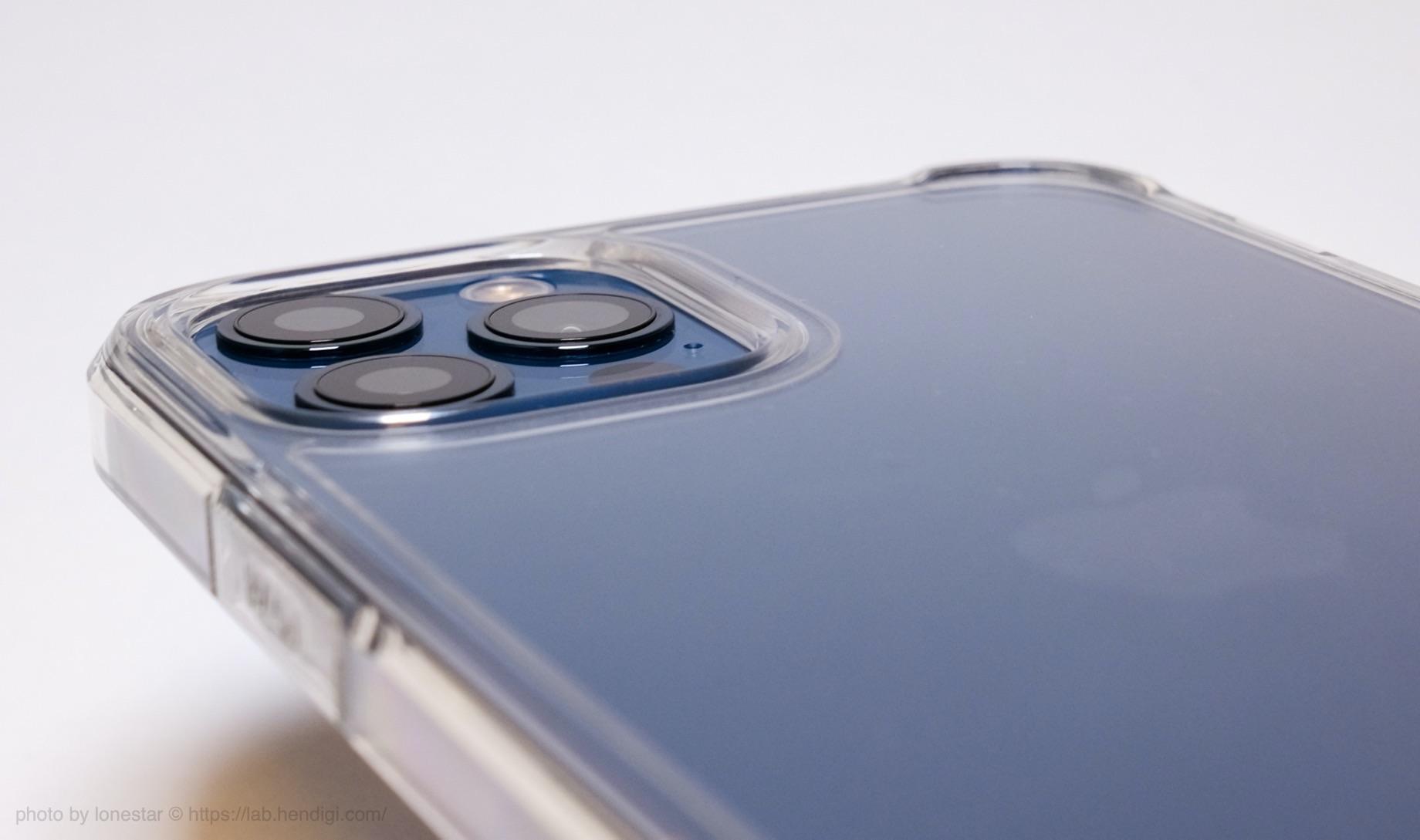 iPhone 12 Pro レンズ