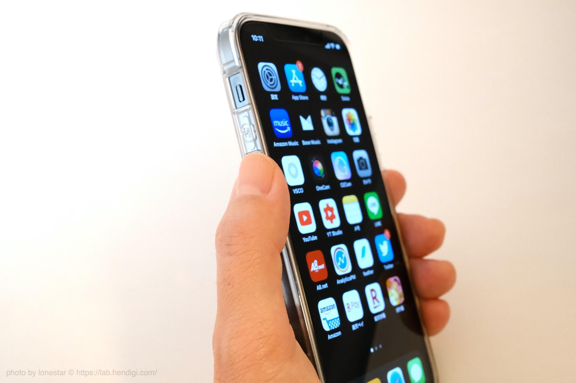 iPhone 12 Pro ケース