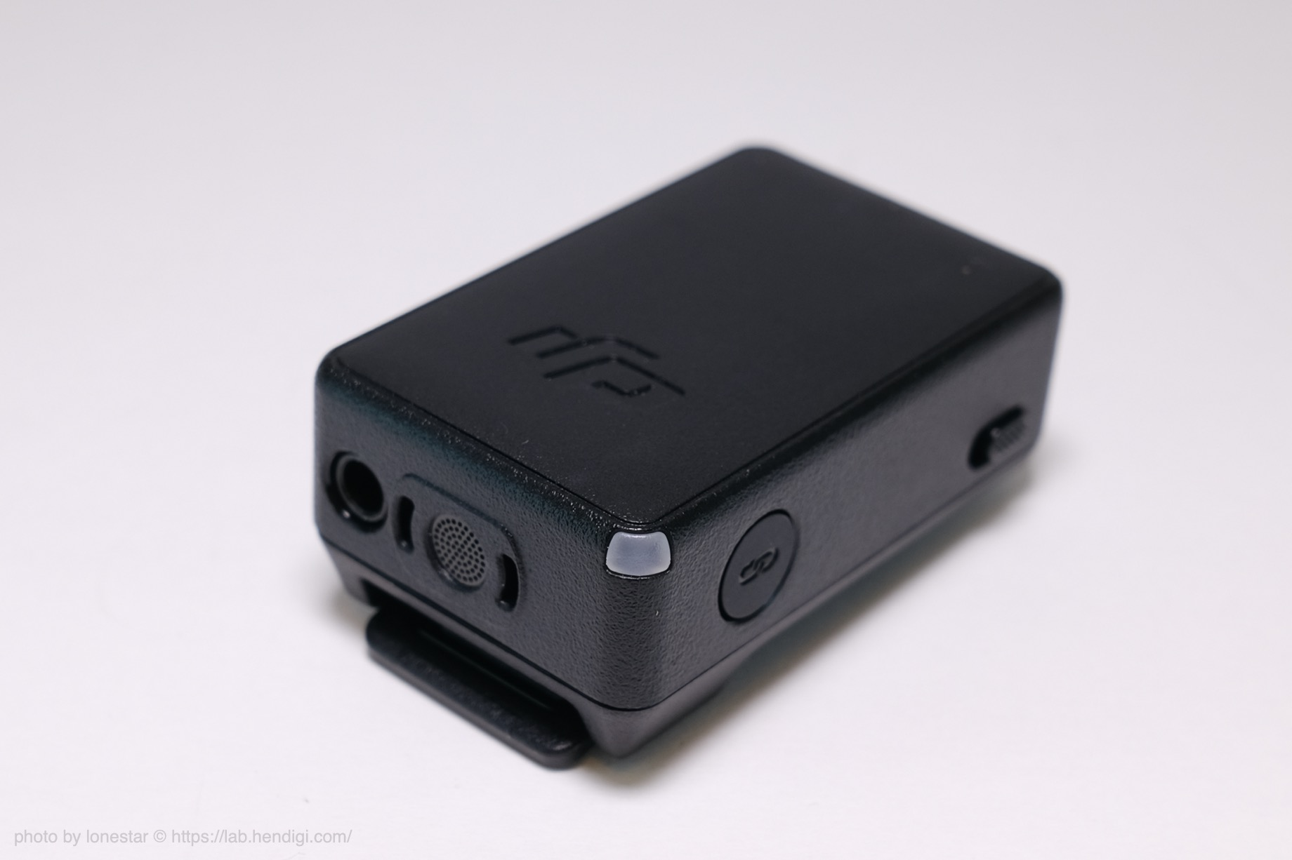 DJI Pocket 2 マイク