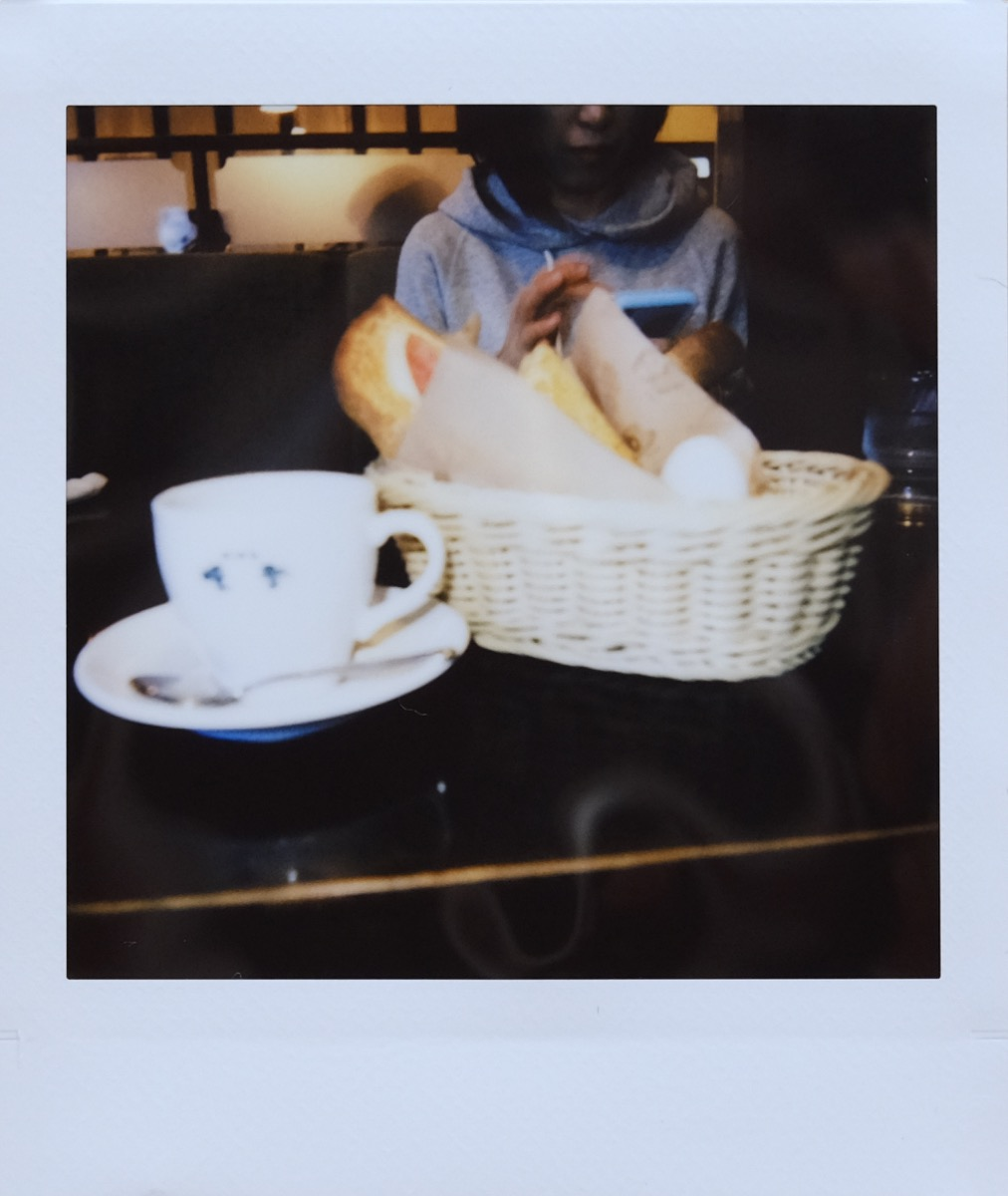instax SQUARE SQ1 ピンボケ