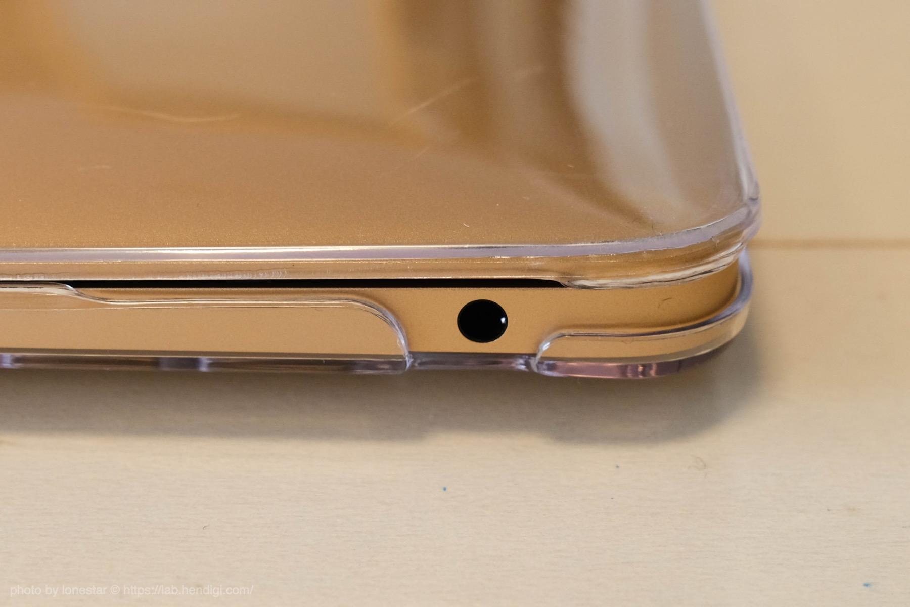 M1 MacBook Air クリアケース