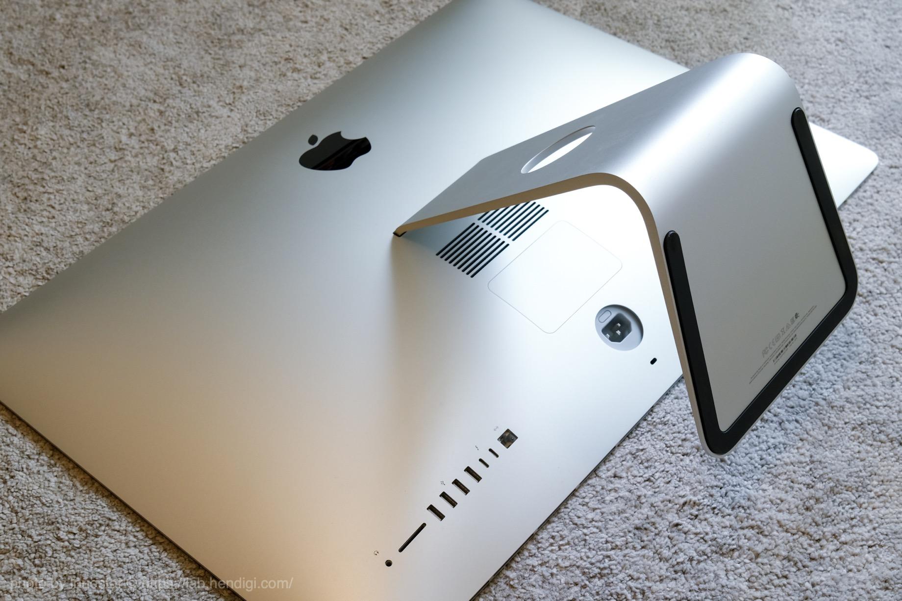 iMac 2017 メモリ 増設