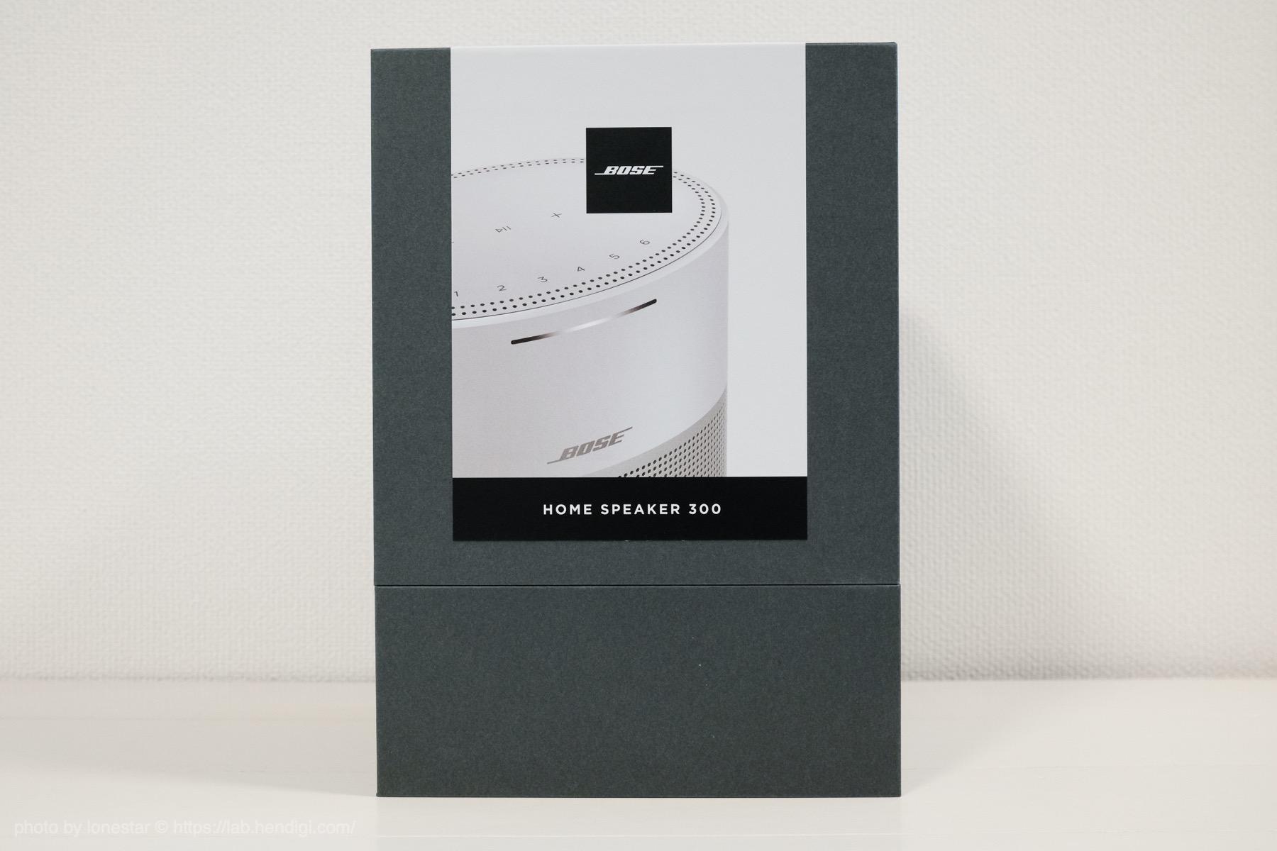 2位:Bose Home Speaker 300