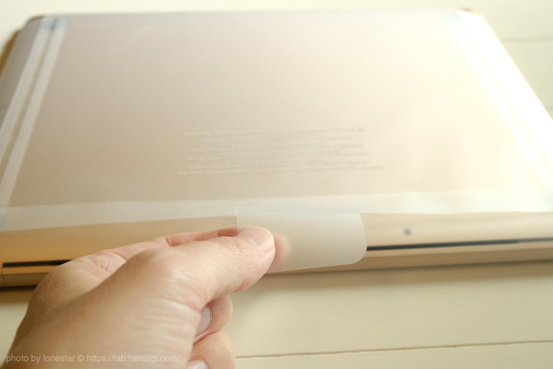 M1 MacBook Air レビュー