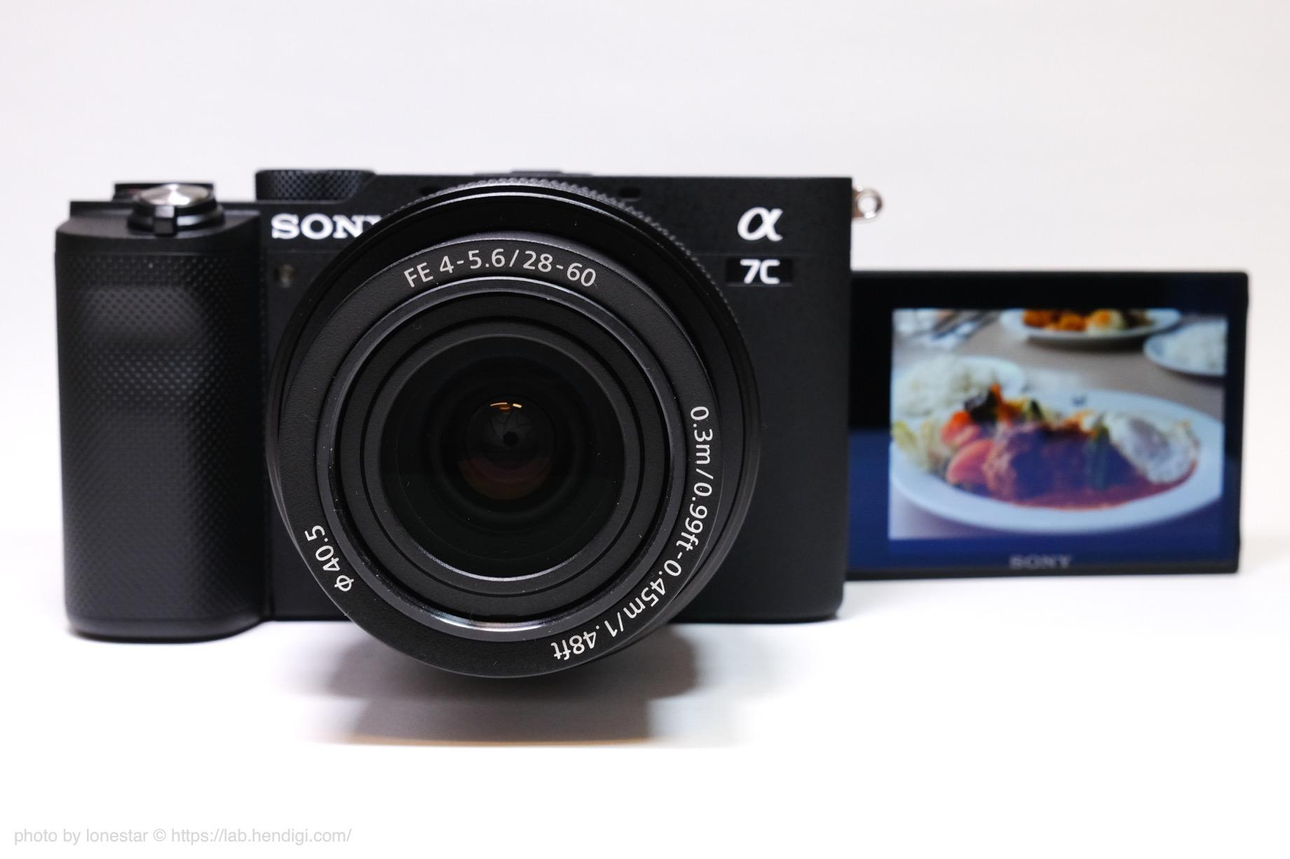 SEL2860 動画撮影