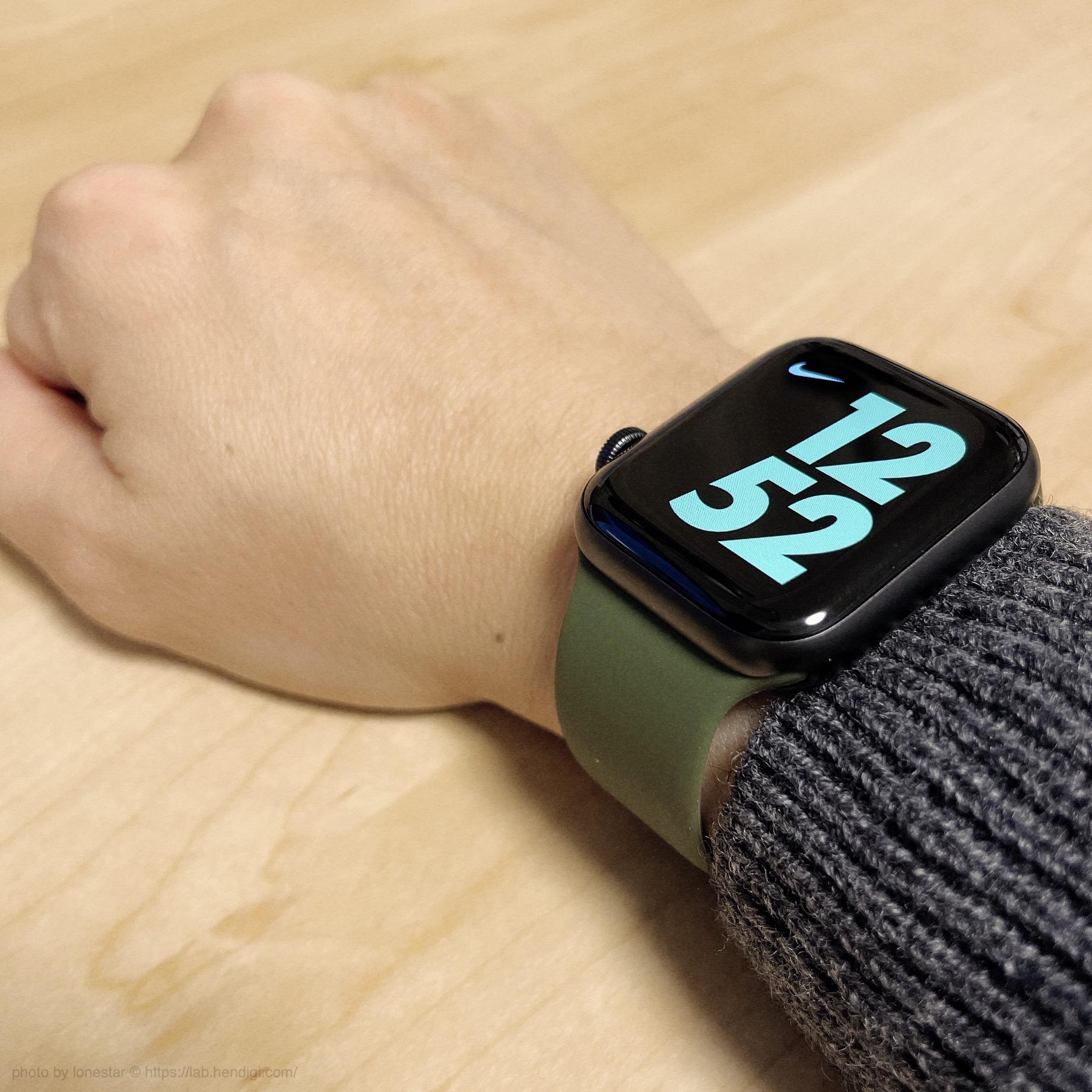 Apple Watch ソロループ サードパーティ