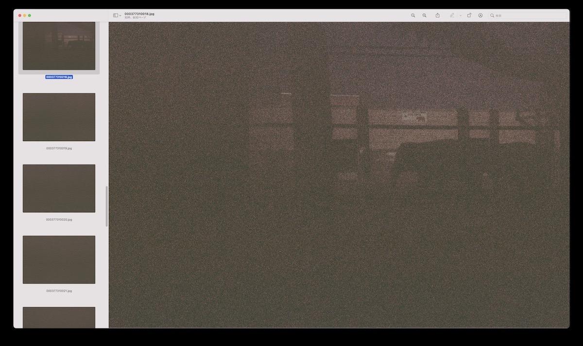 LOMO LC-A 写ってない 原因