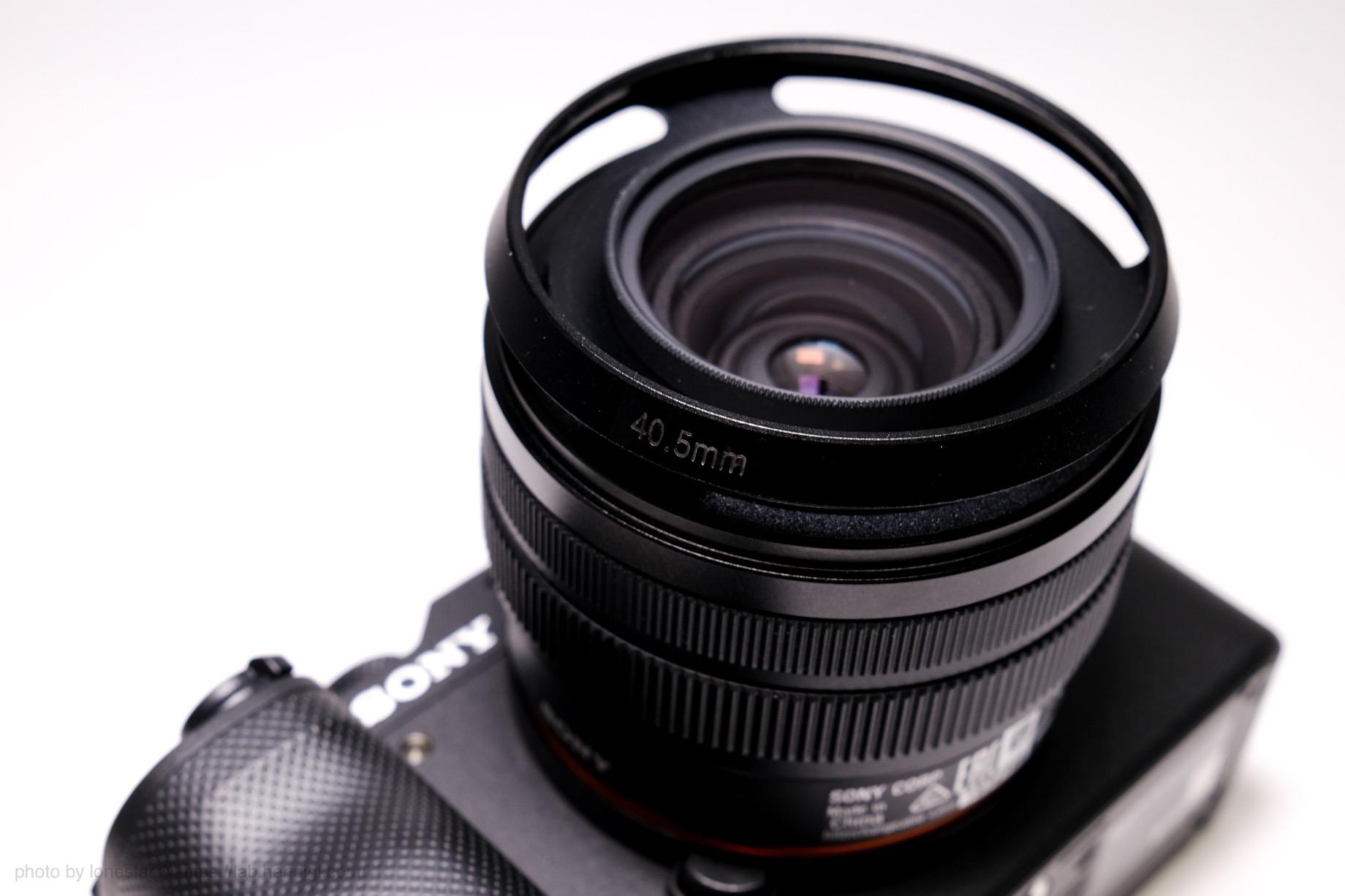 SEL2860 レンズフード