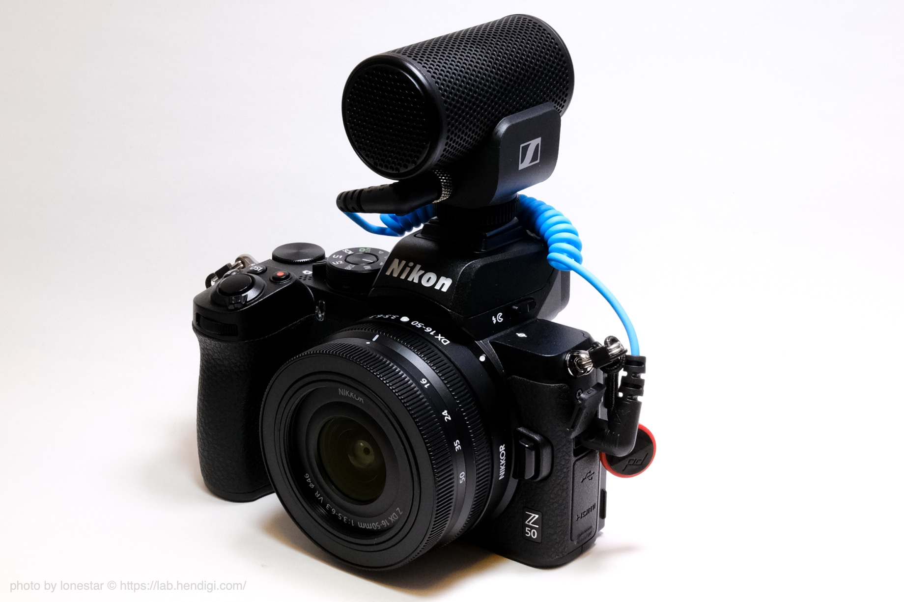 MKE200 Nikon Z50