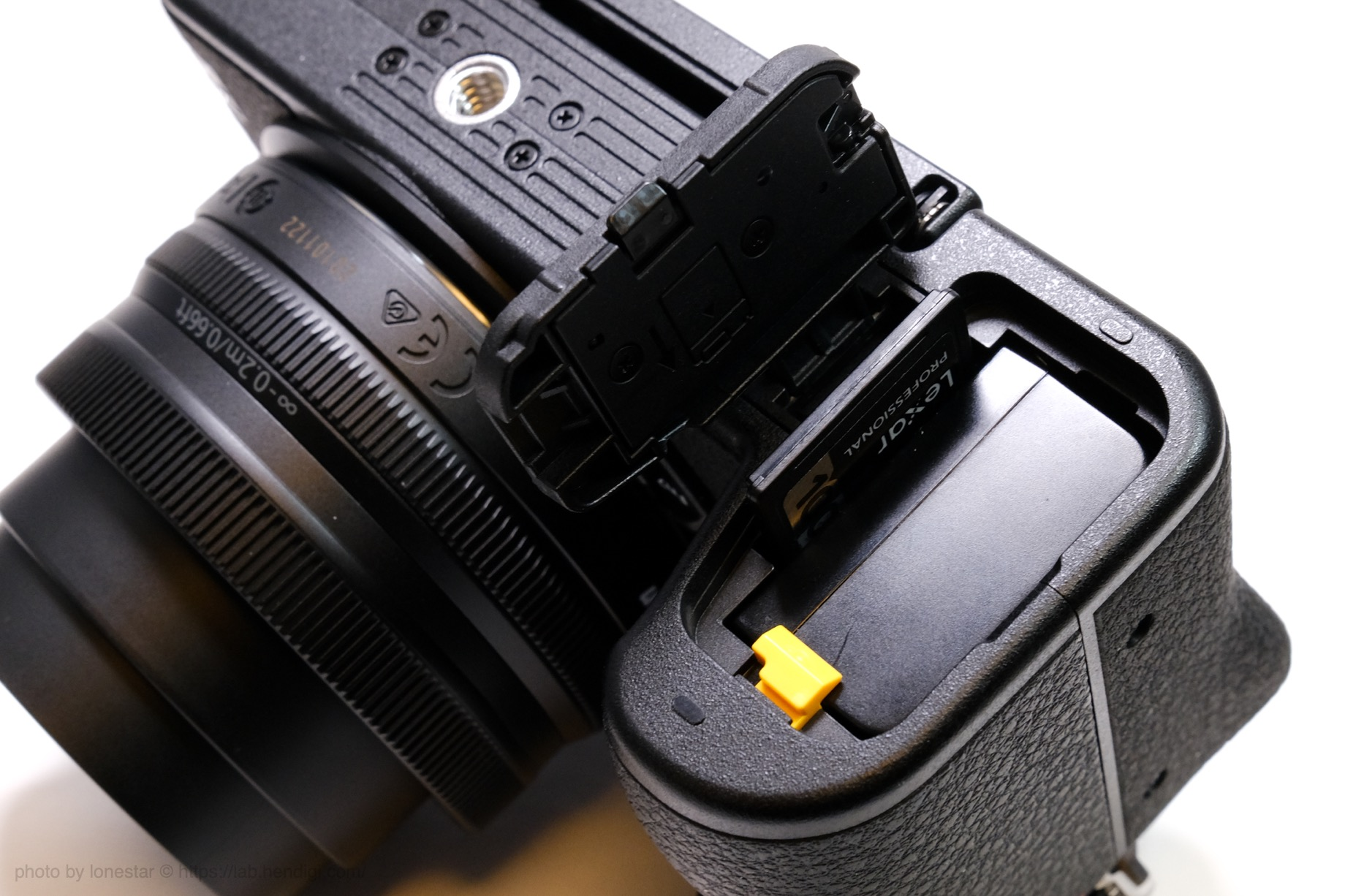 Nikon Z50 バッテリー SDカード