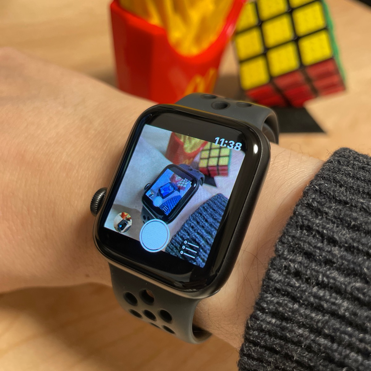 MyCam Pro Apple Watch