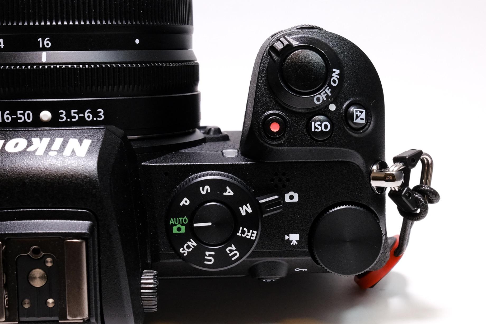 Nikon Z50 グリップ