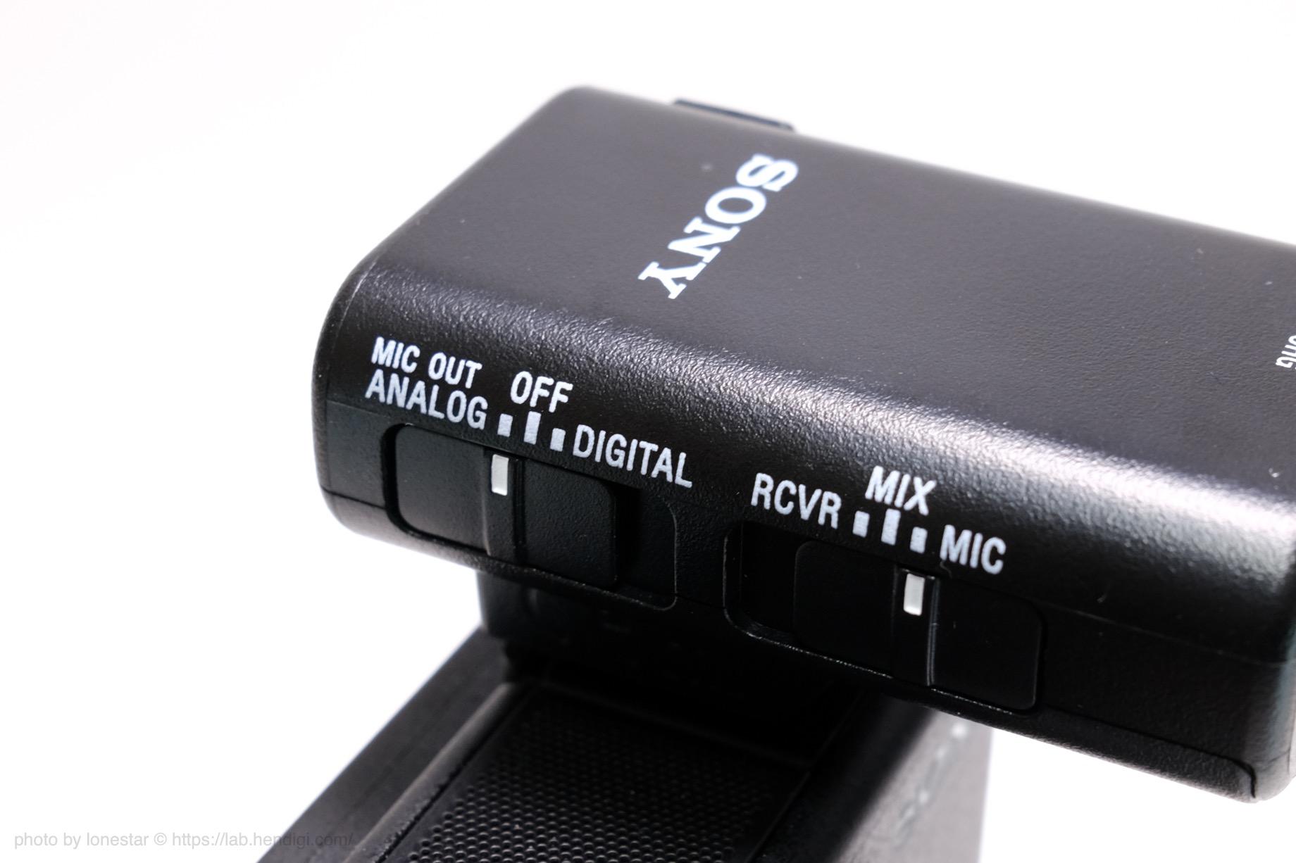 ECM-W2BT ZV-1