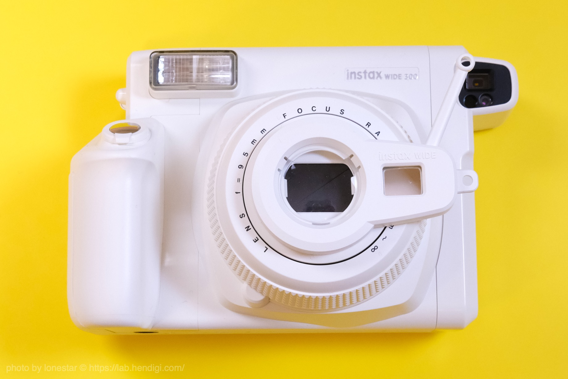 instax WIDE 300 レビュー