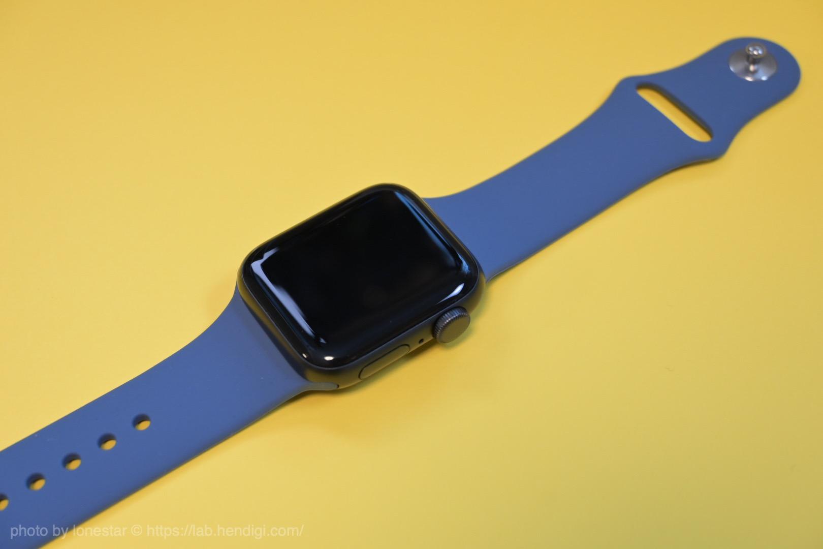 くすみカラー Apple Watchバンド