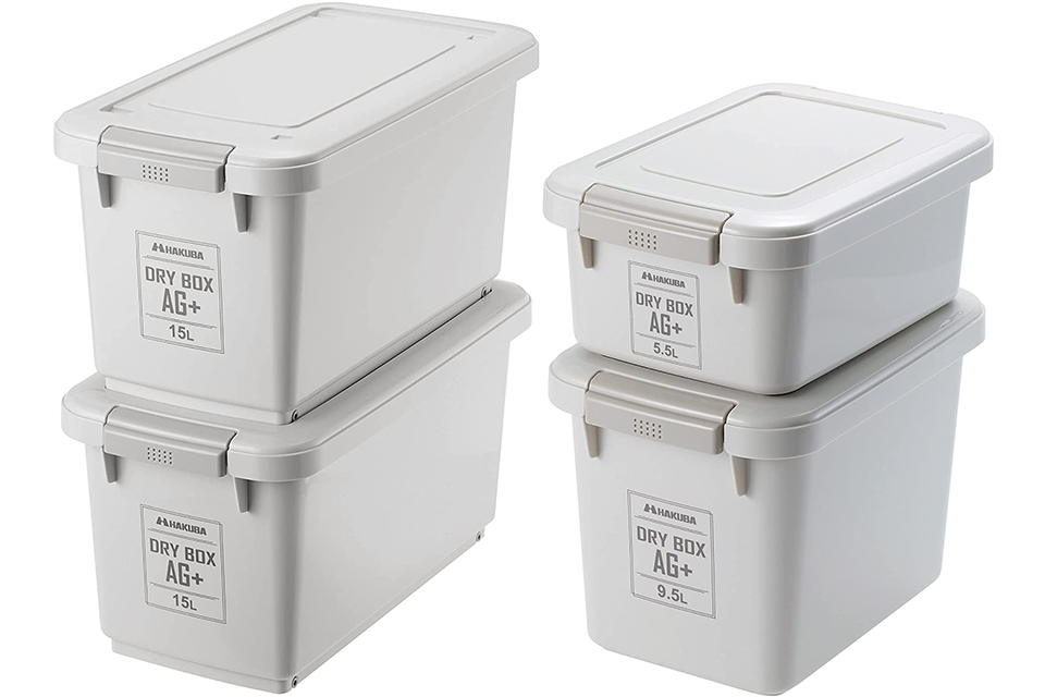 HAKUBA 防湿保管ケース ドライボックス AG+