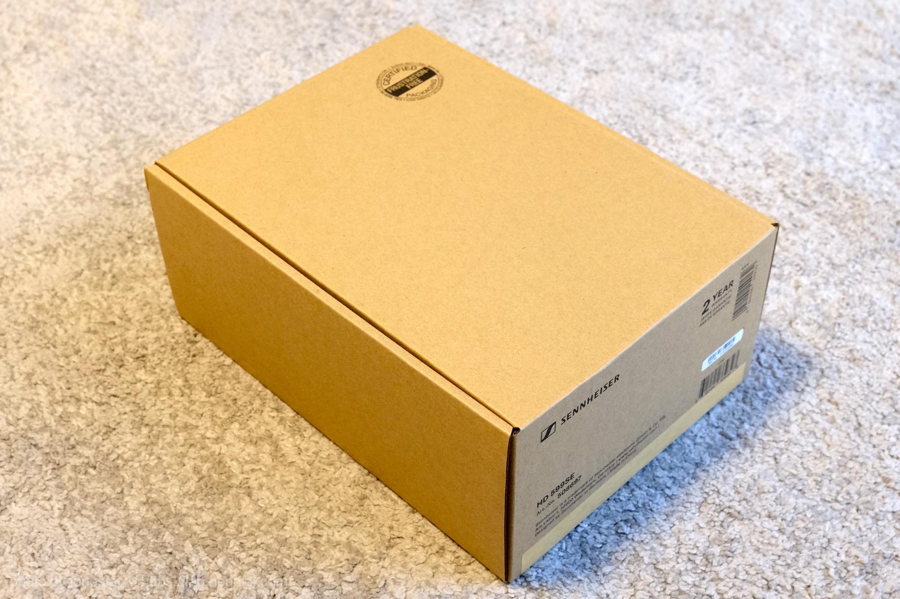 ゼンハイザー HD 599 SE レビュー