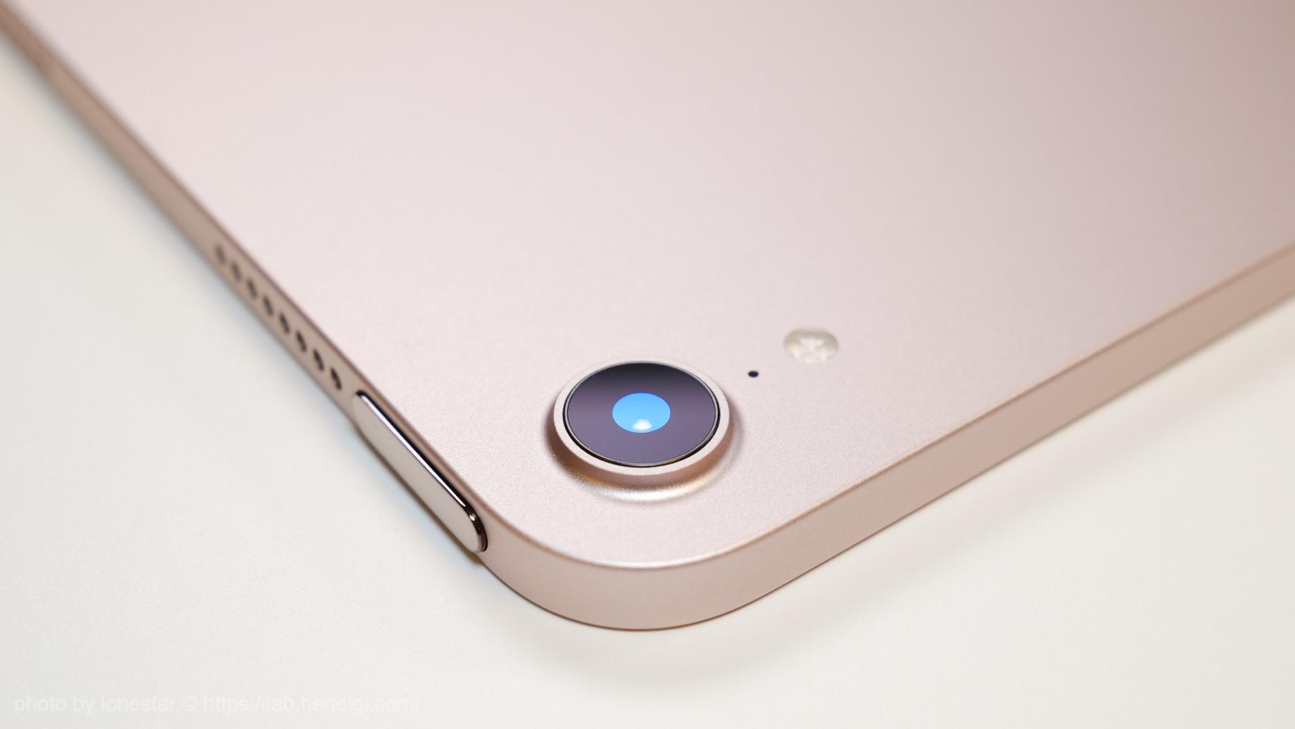 iPad mini 6(第6世代)カメラ