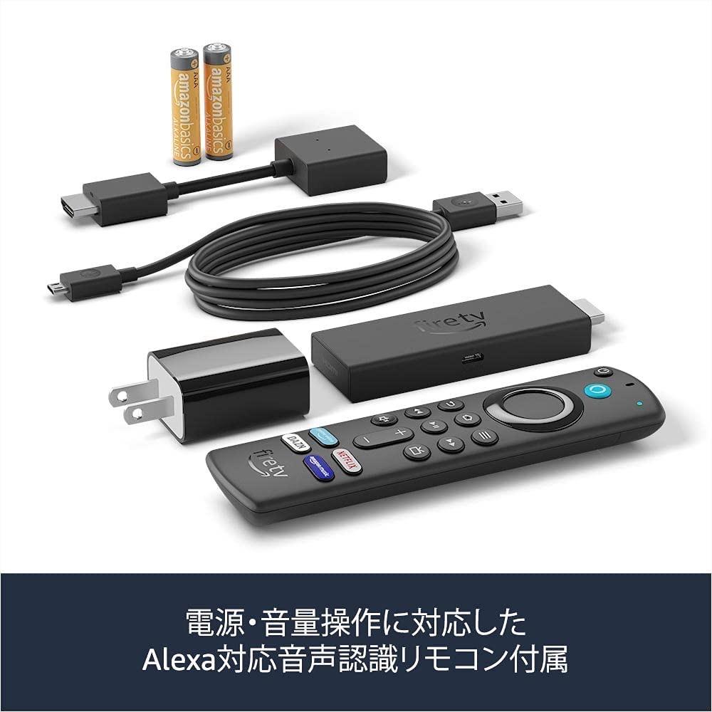Fire TV Stick 新型